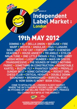 Independent label market 2012