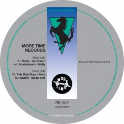R&S presents: More Time Records Vol 1